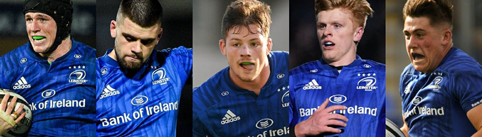 maillot rugby, Leinster